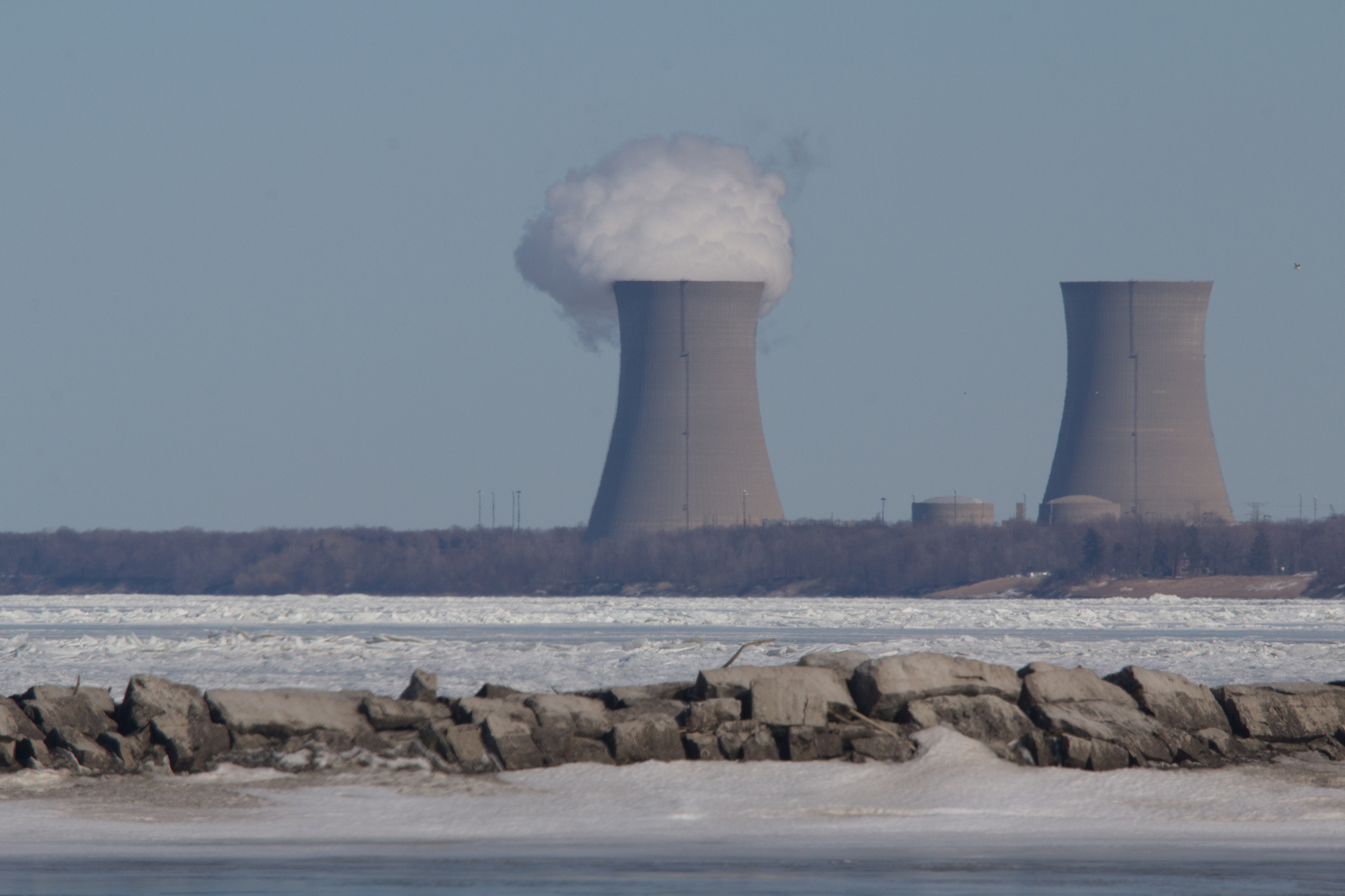 Carbon pricing not enough to support nuclear power