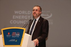 Amin Nasser, CEO Saudi Aramco (photo World Energy Congress)