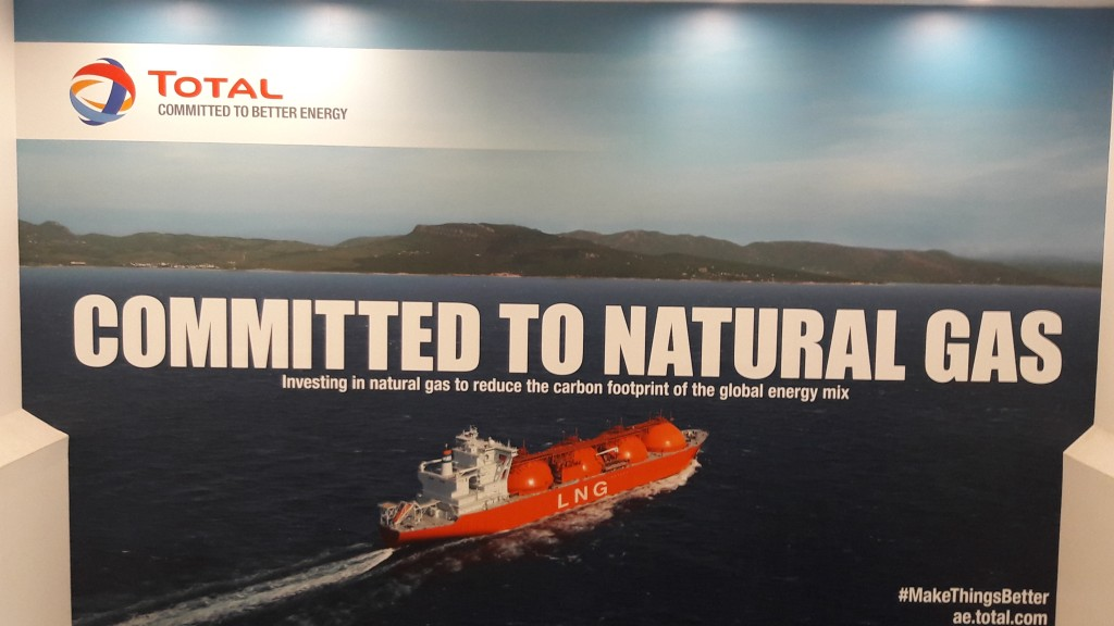 Atlantic Council-Total committed to gas