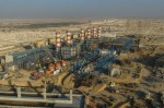 new Siemens Burullus power plant in Egypt (photo Siemens)