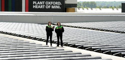 Bmw Mini Plant In Oxford Slider Energy Post