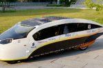 A solar transportation system?