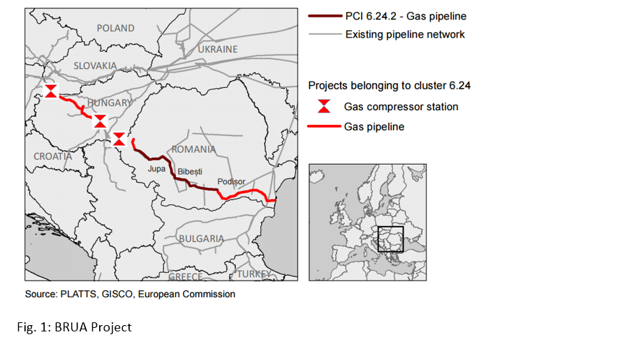 Hope In Eastern Europe >> How Romania can become a key player in the European gas market