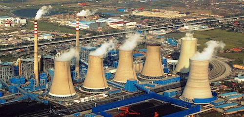A blacklist of the world's top 120 coal plant developers