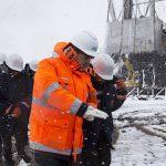production of gas in Ukraine Poltava Ukrgazvydobuvannya UGV