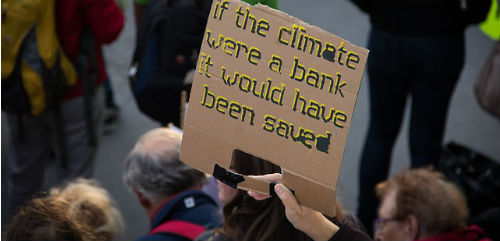 Europeans 'not very worried about climate change'