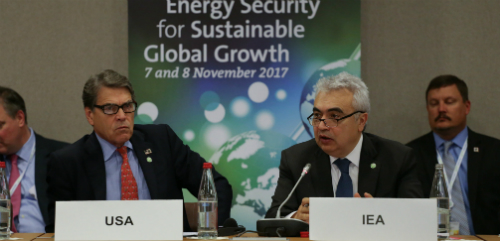 The IEA comes up short on climate (again)