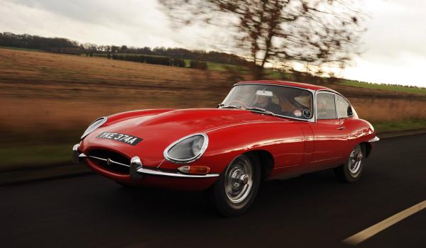 Jaguar needs a new, E-type business model