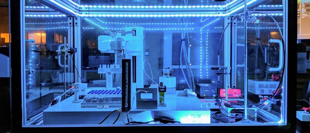 Meet ADA, the world's first artificially intelligent robotic platform for clean energy materials development