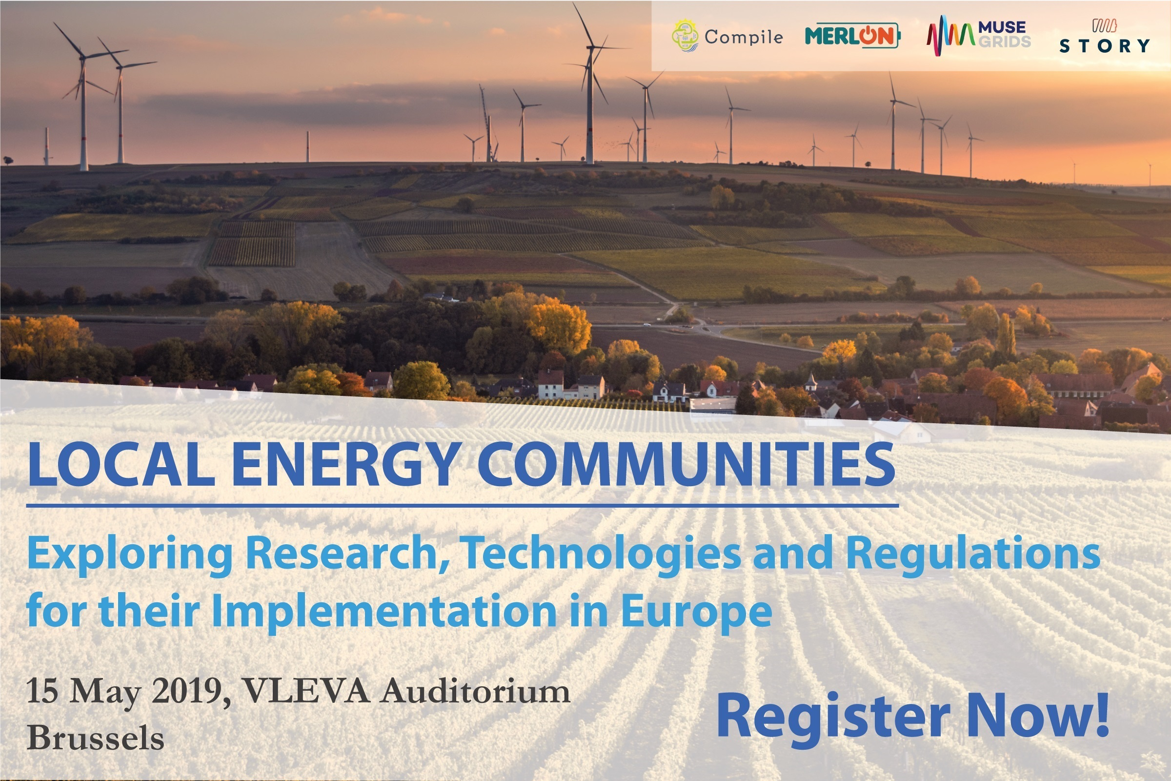 Workshop on Local Energy Communities - Exploring