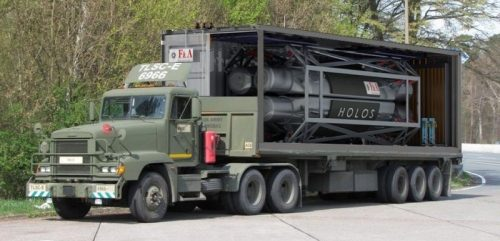 U.S. Military's mobile mini-nuclear: fewer fuel supply convoys mean fewer casualties