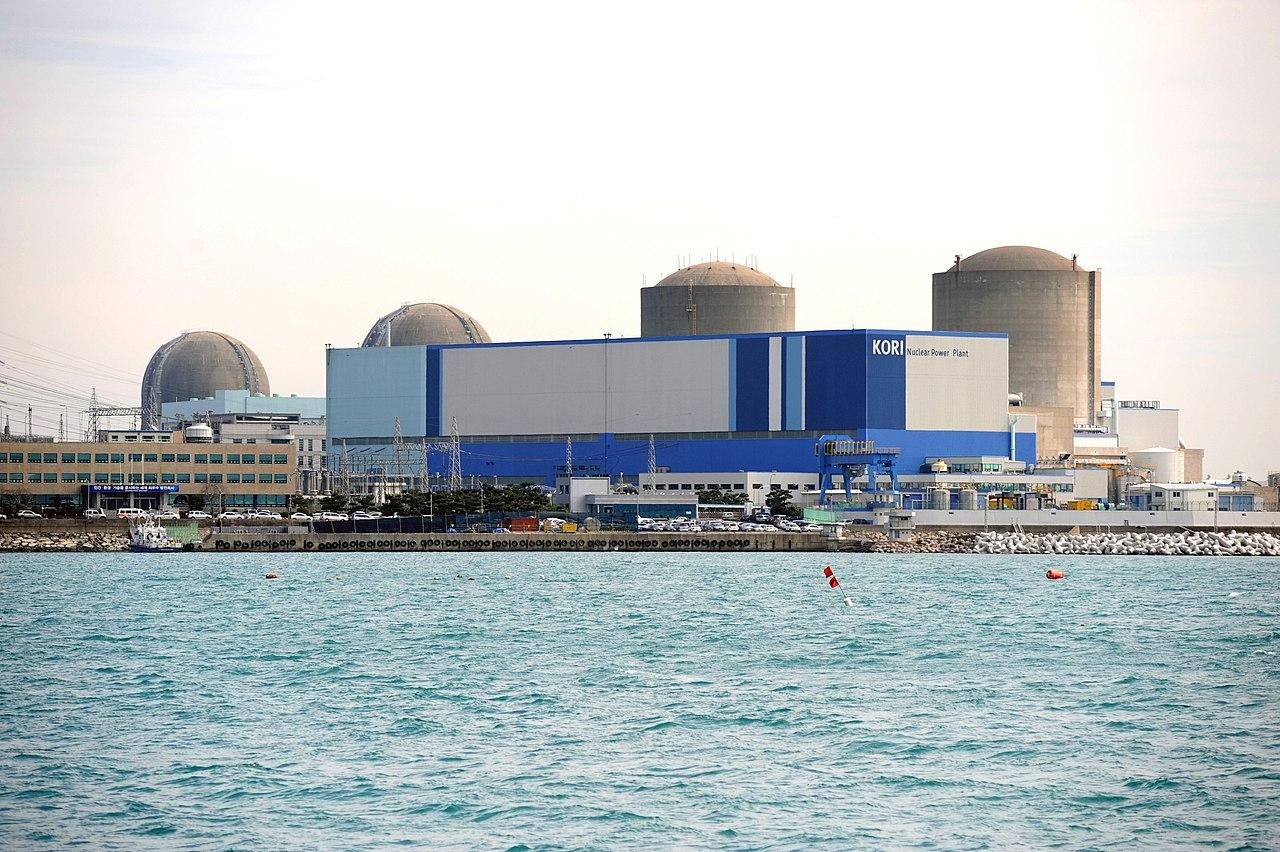 Kori Nuclear Power Plant (8505820845).jpg