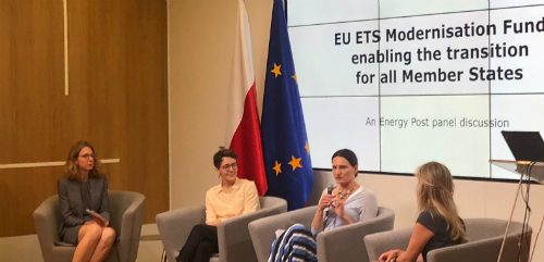 EU ETS Modernisation Fund: putting the wind in the sails of the Transition