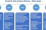 The rapid liberalisation of China's domestic gas market