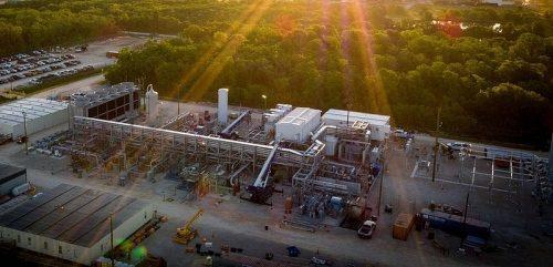 Allam Cycle carbon capture gas plants: 11% more efficient, all CO2 captured