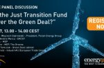 Will the Just Transition Fund deliver the Green Deal? [VIDEO]