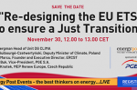 Re-designing the EU ETS to ensure a Just Transition [VIDEO]