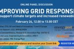 Improving grid response to support climate targets and increased renewables [Energy Post event video]
