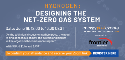 Ramping-up EU hydrogen markets with effective Regulation