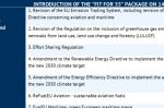 """The EU's """"Fit for 55"""" package: a primer on the EU ETS and other main policy levers"""