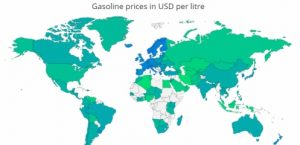 $400bn in global fossil fuel consumption subsidies, twice that for renewables